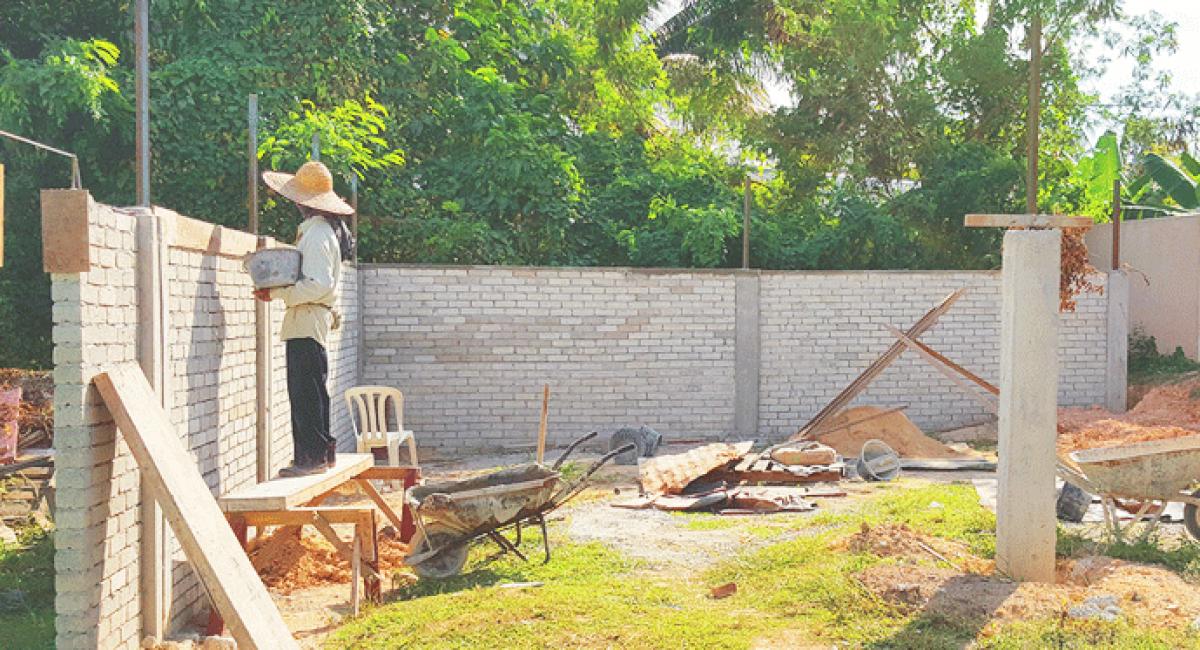 Pembinaan Asrama Tambahan